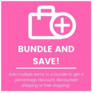 ⭐️SPEND $5/ BUY AS MANY ADD ONS AS U WANT!!!💖